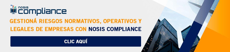 Nosis Compliance, una herramienta de investigación
