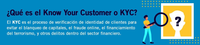 Qué es el Know Your Customer (KYC)