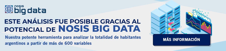 Investigá el mercado de personas con Nosis Big Data