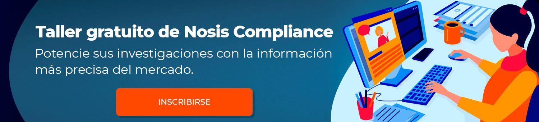 Encuentre edictos judiciales en Nosis Compliance