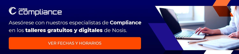 Participe del taller gratuito de Nosis Compliance