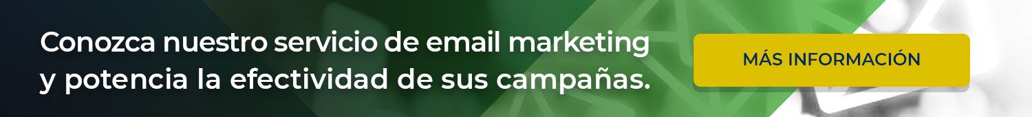 Nosis Email Marketing